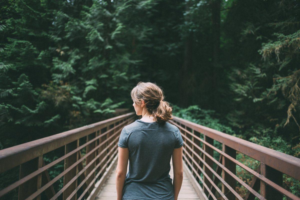 rychlá chůze žena