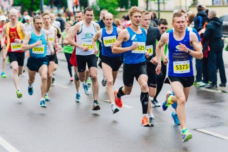 Příprava na 5 km závod + běžecký plán na 10 týdnů