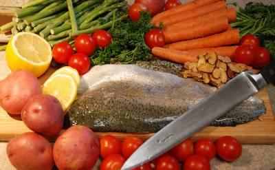 Prospěšná konzumace ryb