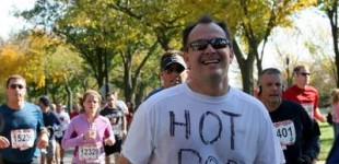Hubnutí běháním