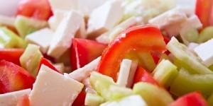 Recept: Zeleninový salát