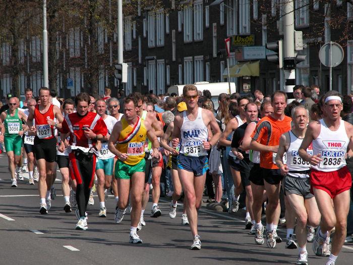 Maraton se nedá běžet sprintem a bez přípravy už vůbec ne – 1. část