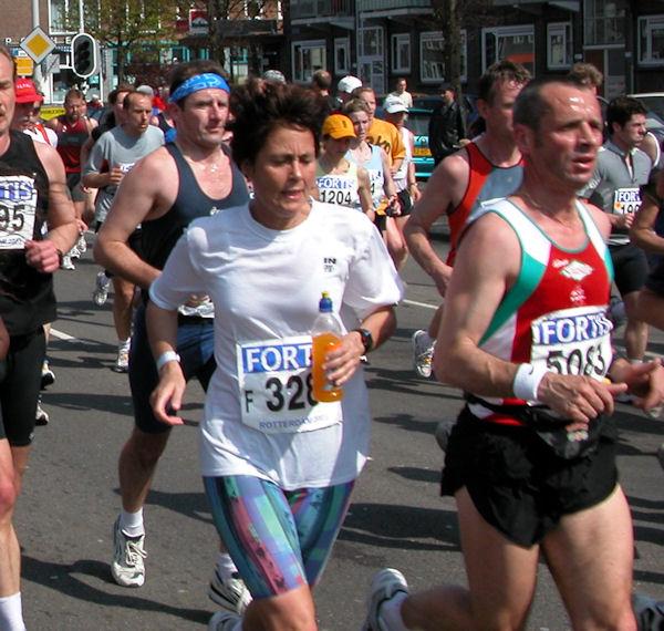 Maraton se nedá běžet sprintem a bez přípravy už vůbec ne - 2. část