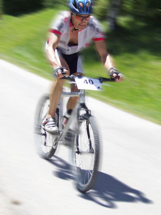 Cyklistika nebo běhání?