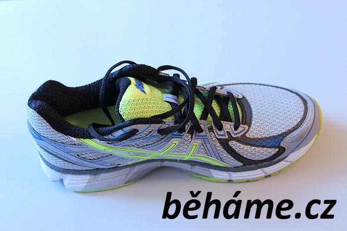 Recenze: Běžecké boty Asics GT-2000