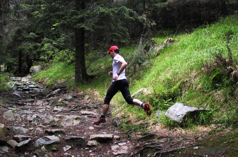 René Kujan letos na Islandu uběhl za 14 dní téměř 560 kilometrů