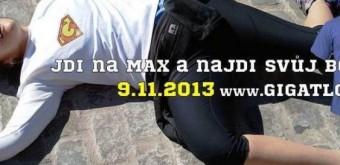 Závod Gigatlon v Brně - 9. 11.