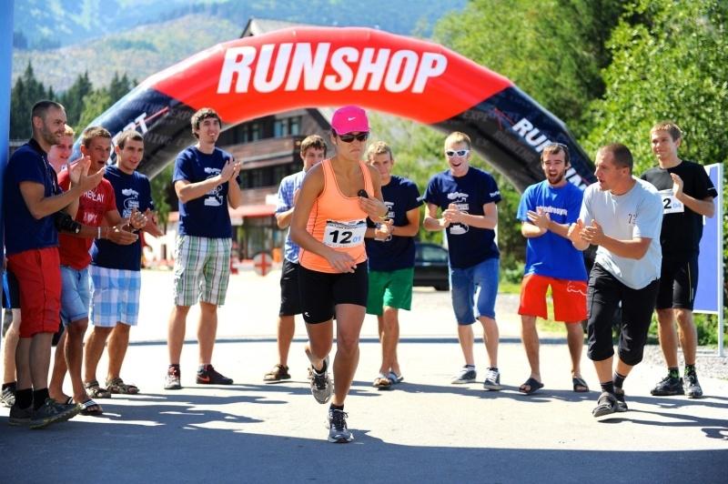 Štafetový běh 345 km Od Tatier k Dunaju