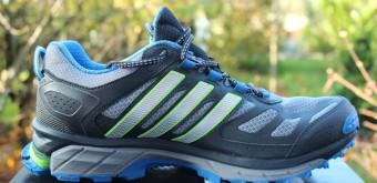 Recenze: Boty na trail a do zimy – Adidas Response Trail 20 M