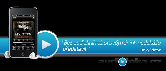 Dejte svému tréninku další rozměr – vyzkoušejte audioknihy