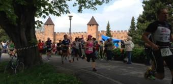 2. ročník Nymburského půlmaratonu a Čtvrtky - 27. 4. 2014