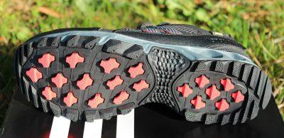 Trailová obuv na podzimní běhání: Adidas Kanadia