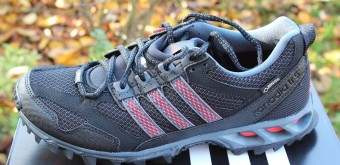 Recenze: Běžecké boty Adidas Kanadia 5 Trail GTX