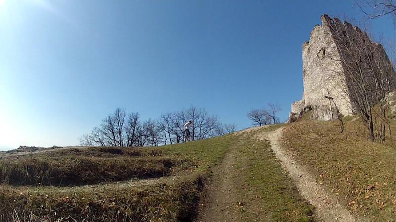 Běh okolo hradu Tematín – 25. 5. 2014