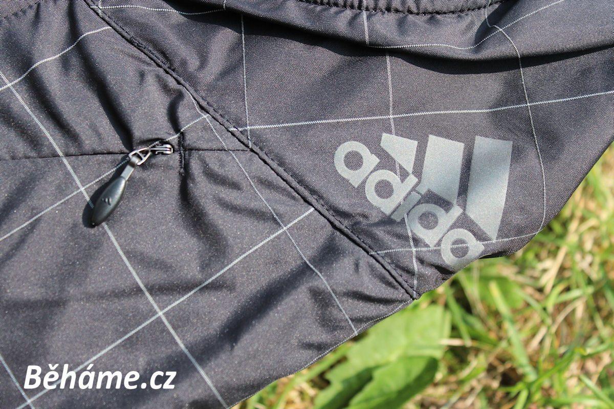 Recenze: Běžecká větrovka Adidas SMT Jacket