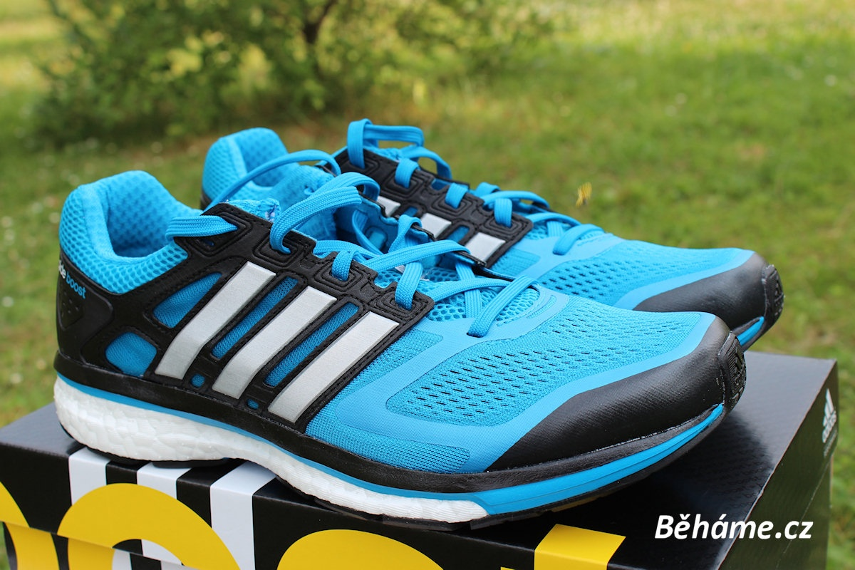 dc3fa1eedec Recenze  Běžecké boty Adidas Supernova Glide 6 Boost