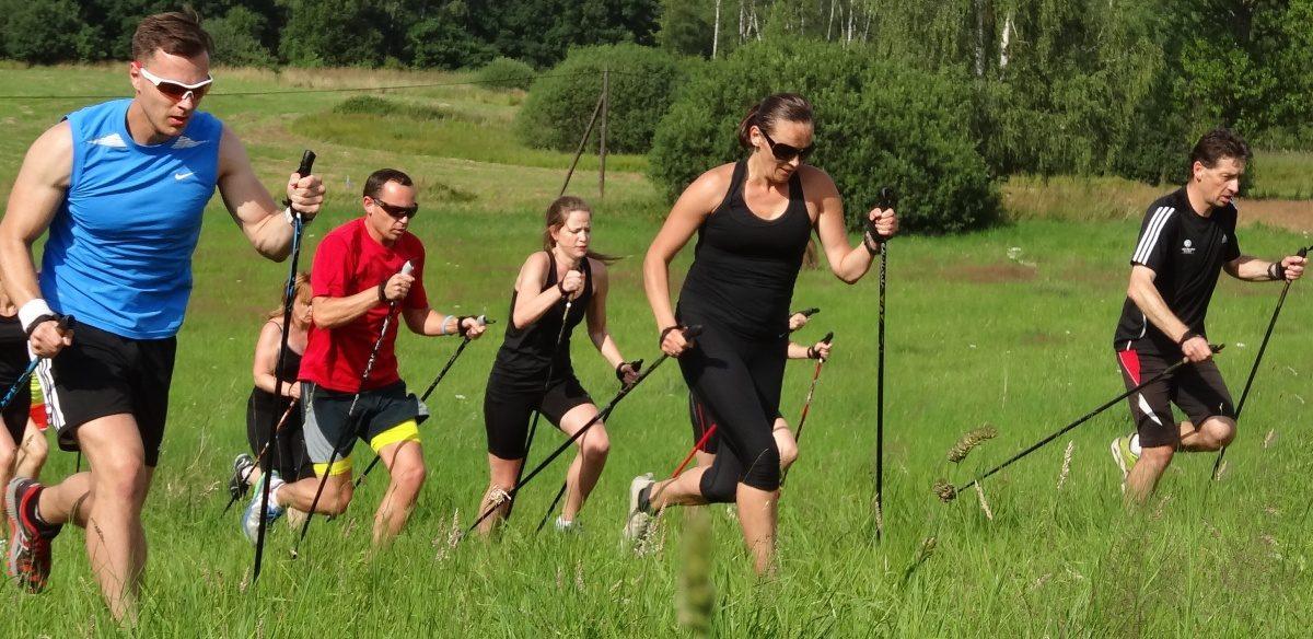 Rozhovor: Milan Kůtek o běhání s holemi (nordic running)