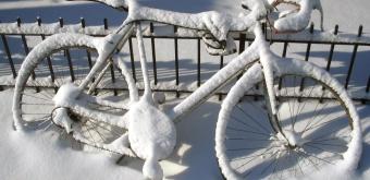 Čím nahradit v zimě kolo?