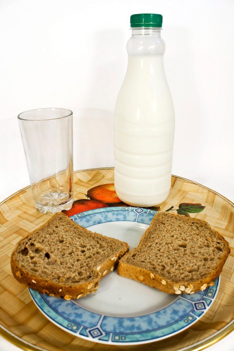 Recept: Ovesné mléko pro zdraví