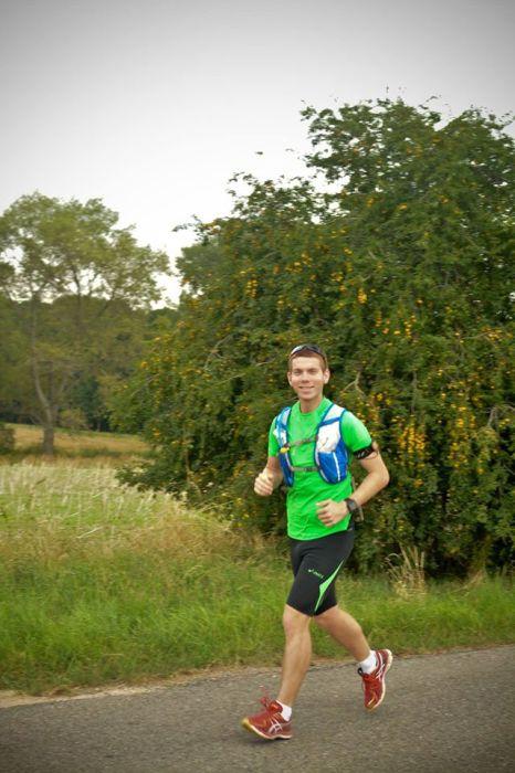 Běhám pro radost a pro lidi
