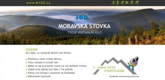 Druhý ročník Moravské stovky – 1. ledna 2015