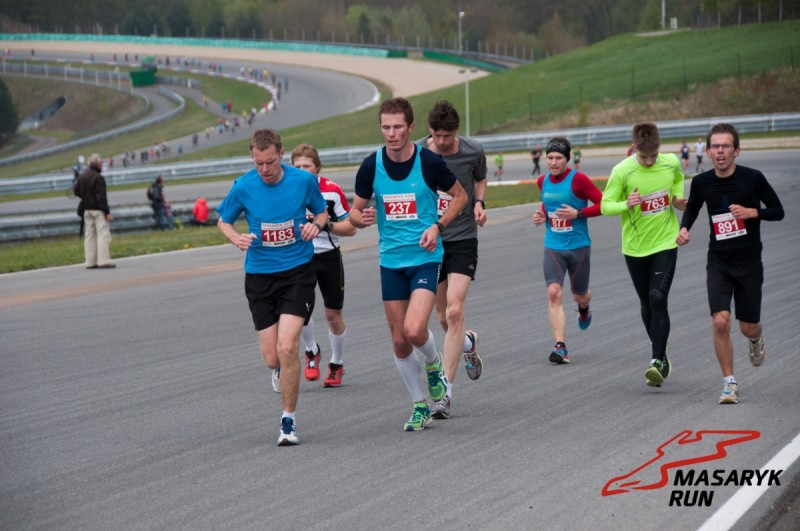 Masaryk Run – 11. 4. 2015