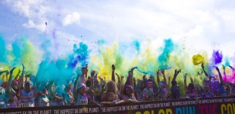 BAREVNÝ BĚH THE COLOR RUN™ – 30. 5. 2015