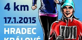 Winter Run 2015 Hradec Králové – 17. 1. 2015