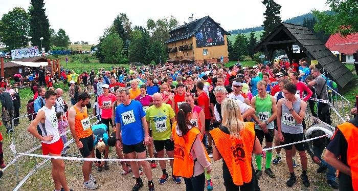 Jizerská 50 Run – 5. 9. 2015
