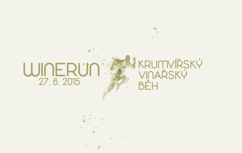 Winerun - Krumvířský vinařský běh – 27. 6. 2015