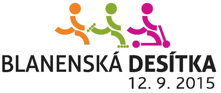 Blanenská desítka – 12. 9. 2015