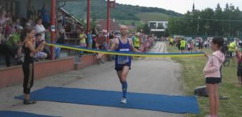 2. Celkový víťaz Hornoorešianskych vŕškov 2015, Bratislavčan Pavol Bukovác.