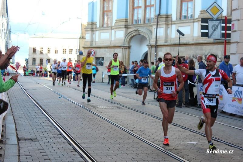 Maraton se nedá běžet sprintem a bez přípravy už vůbec ne - 1. část