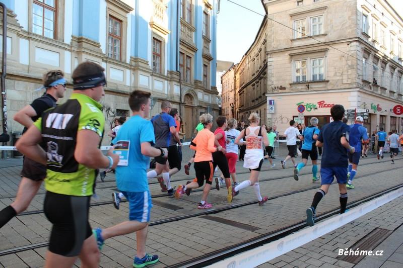 Trénink na půlmaratón (mírně pokročilí) + běžecký plán