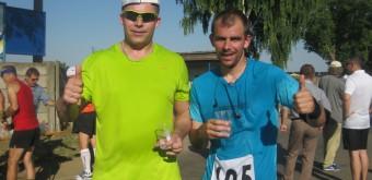 4. Medzi debutantov patrila aj redaktorská dvojica Vlastislav Lukačovič (vľavo) zo Špačiniec a Stanislav Cibulka zo Šulekova.