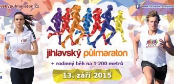 Jihlavský půlmaraton 2015 – 13. 9.