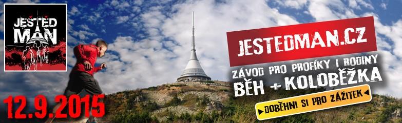 Ještědman.cz extrémní závod – 12. 9. 2015