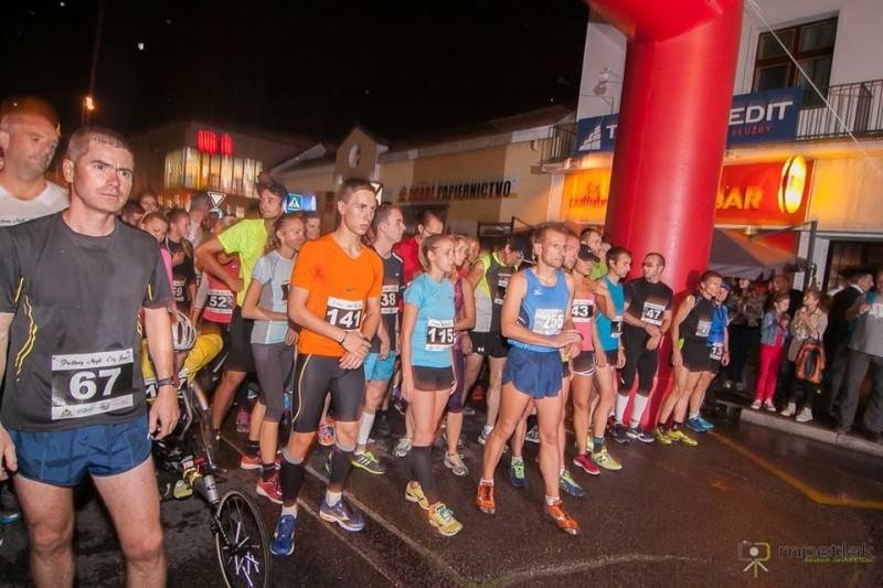 Piešťany Night City Run – 10. 10. 2015