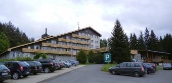 Hotel Srní Národní park Šumava