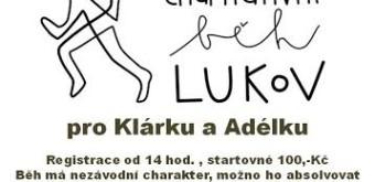 3. ročník Charitativního běhu Lukov – 12. 9. 2015