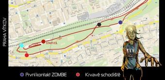 Zombie Night Run 2015 Praha – 31. 10. 2015