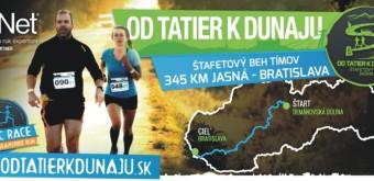 4. ročník Od Tatier k Dunaju – 20.–21. 8. 2016