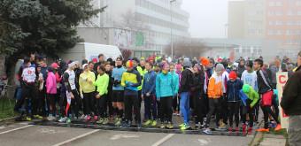 Zimný beh zdravia v Trnave režírovalo duo Dávidík a Porubská