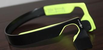 Recenze: Bezdrátová sluchátka na běhání AfterShokz Bluez 2