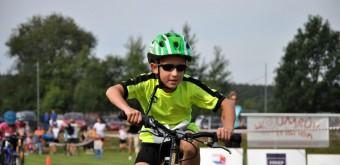 Cyklistika děti Houmrův Triatlon