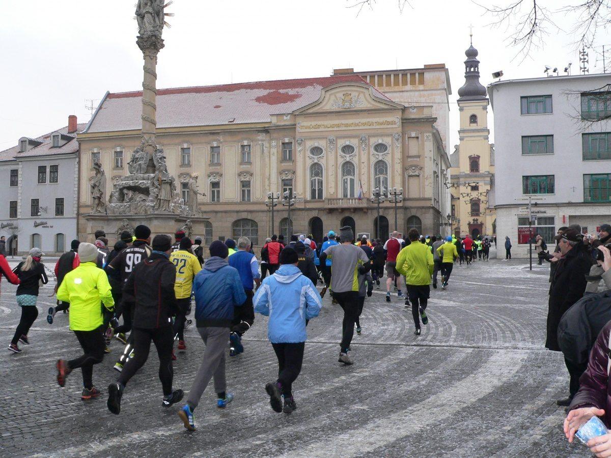 Trojkráľová šestka dala vydarenú bodku za Trnavskou bežeckou trilógiou 2015/2016