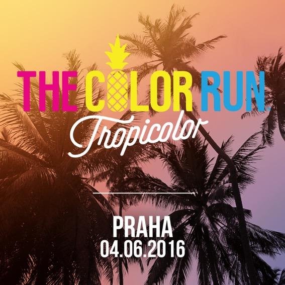 BAREVNÝ BĚH THE COLOR RUN™ – 4. 6. 2016