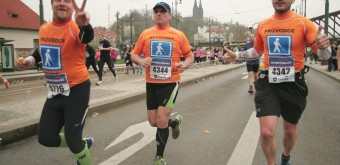 """Jan """"Slepejš"""" Bauer se chystá na maraton na Velké čínské zdi"""
