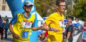 Rozhovor: Nevidomý běžec Ondra Zmeškal