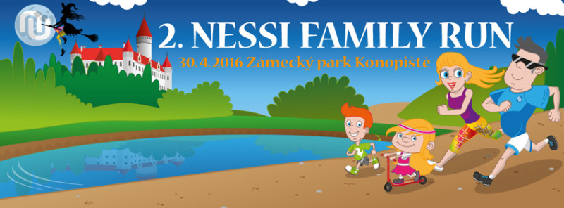 Nessi Family Run 2016 – 30. 4. 2016